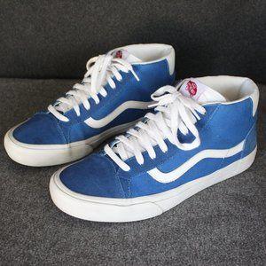 Vans Mid Skool Pro 77 79, 50th Anniversary, Blue